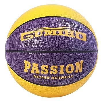 xgumiho pelota y calle de baloncesto para exteriores/interiores ...