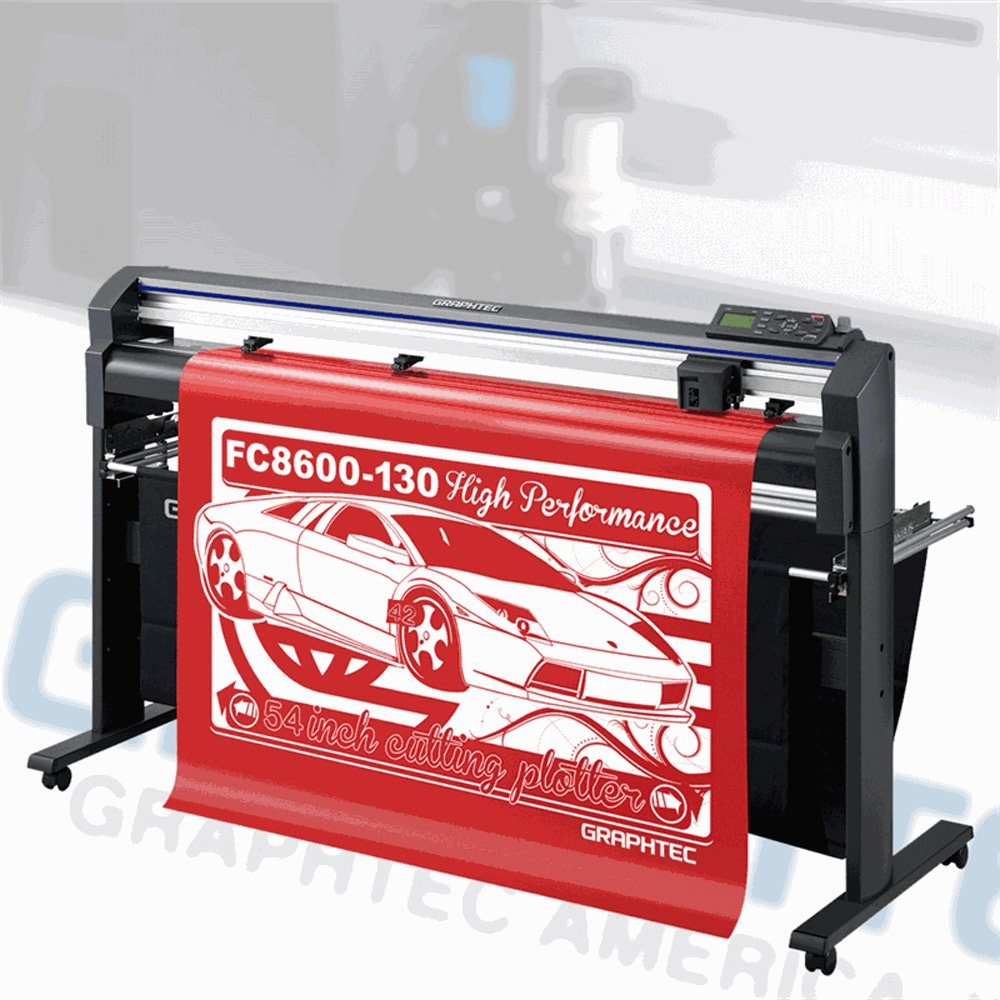 Graphtec Fc8600-130 54-Inch Plotter by Graphtec