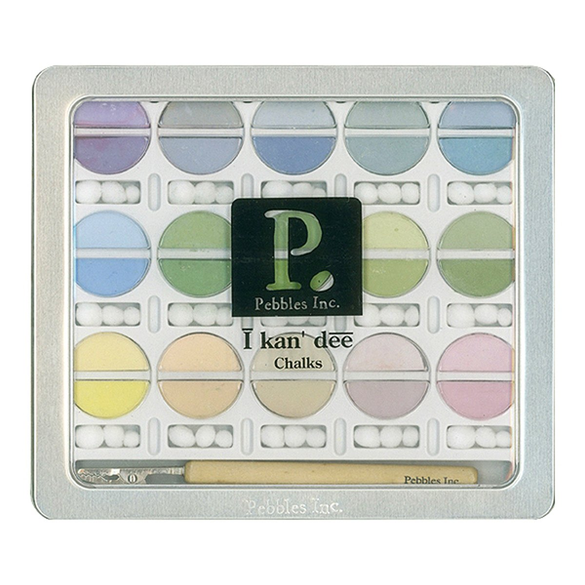 Pebbles Inc. I Kan'dee Chalk Set, Pastels
