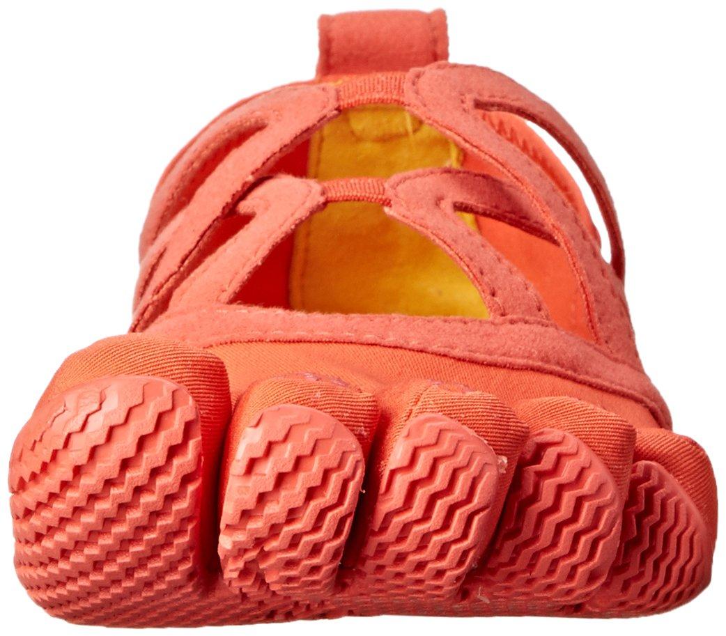 Vibram Women's Alitza Loop Fitness Yoga Shoe B00KR3ARDA 37 B(M) M EU / 6.5 B(M) 37 US Red de5619