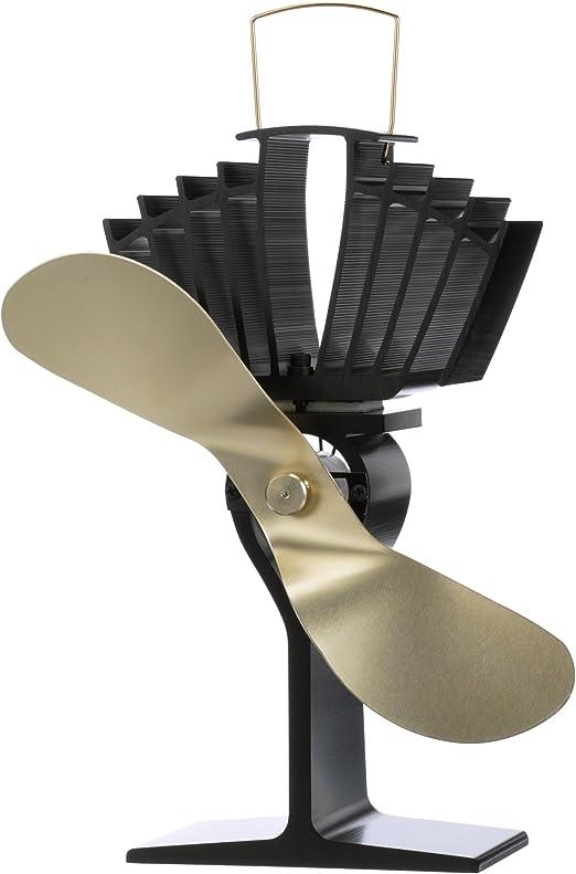 ECOFAN Airmax – Ventilador de estufa de madera heat-powered ...