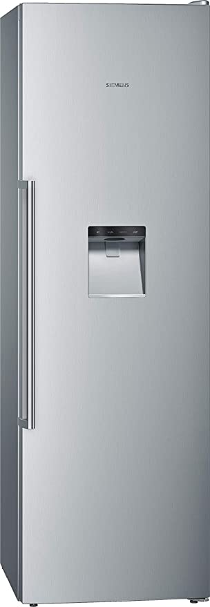 Siemens iQ500 GS36DBI2V Independiente Vertical 210L A+ Acero ...