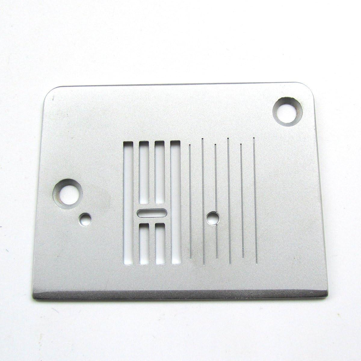 KUNPENG -1 piezas # V620033001 PLACA DE GARGANTA DE AGUJA PARA Singer 1116 1120 1525 1748, 2250,Bernette 12