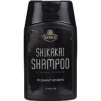KESIKA HERBAL HAIR OIL Anti-hairfall Shikakai Shampoo with Methi and Vitamin E, 100 ml