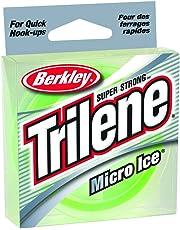 Berkley Trilene Micro Ice Fishing Line
