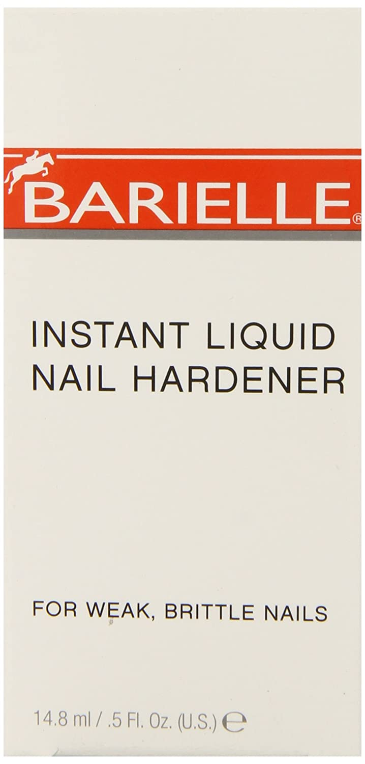 Barielle Instant Liquid Nail Hardener, 0.5 Ounce 01050