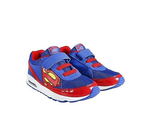 Store Superman Wave Da Ginnastica Per Media Scarpe Bambino nwOP8k0