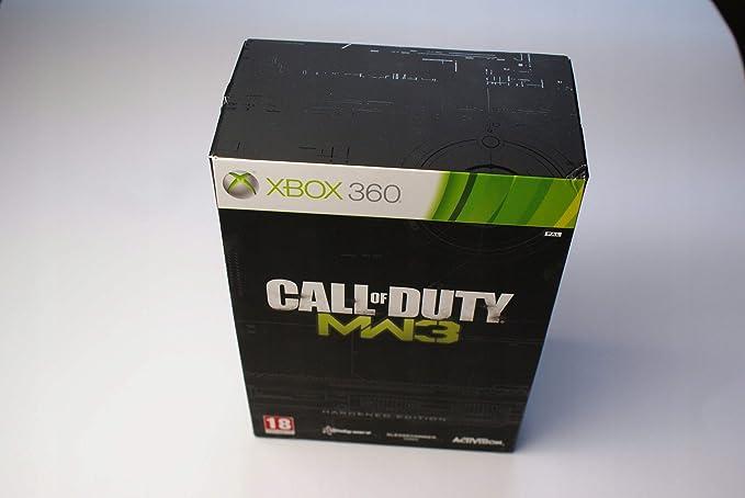 Activision Call of Duty: Modern Warfare 3 Hardened Edition Xbox 360 Inglés vídeo - Juego (Xbox 360, FPS (Disparos en primera persona), Modo multijugador, M (Maduro)): Amazon.es: Videojuegos