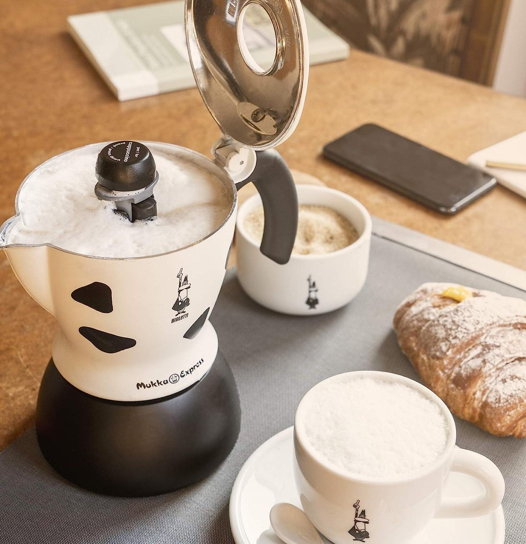 Bialetti Mukka Express Cafetera Italiana Que Permite Preparar el ...