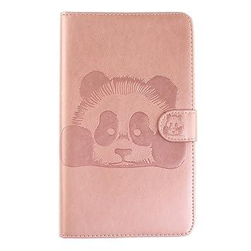 Funda Samsung Galaxy Tab A 7.0,3D Lindo Panda Diseño ...
