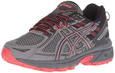 7de1130488 ASICS Kids Gel-Venture 6 Gs Running Shoe