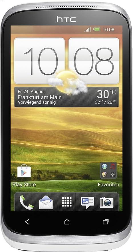 HTC Desire X - Smartphone Libre Android Color Blanco [Importado de ...