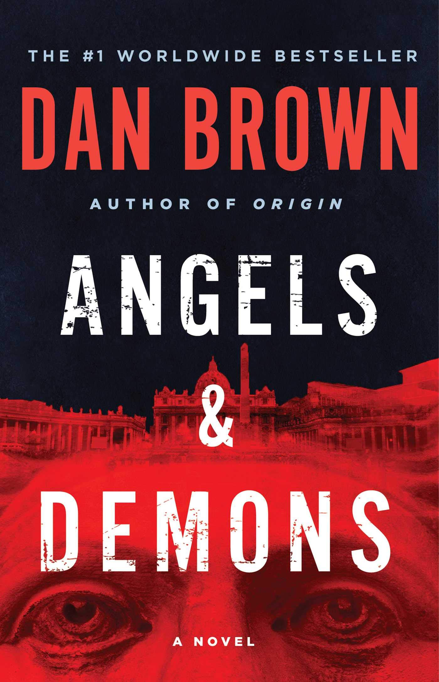 Angels & Demons A Novel Robert Langdon  Brown, Dan Amazon.de ...