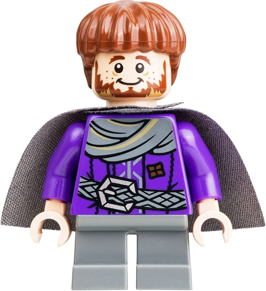 Lego minifigs [ hobbit ] Ori the Dwarf_A