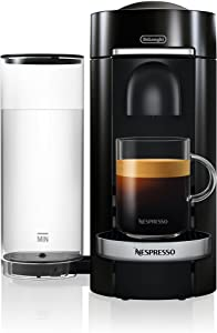 DelonghiNespresso by De'Longhi ENV155B VertuoPlus Deluxe Coffee and Espresso Machine