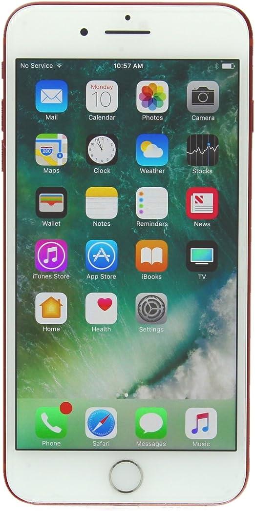 Amazon Com Apple Iphone 7 Plus 128gb Red For Verizon Renewed