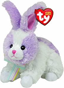 Ty Beanie Babies Sherbet Lilac Bunny