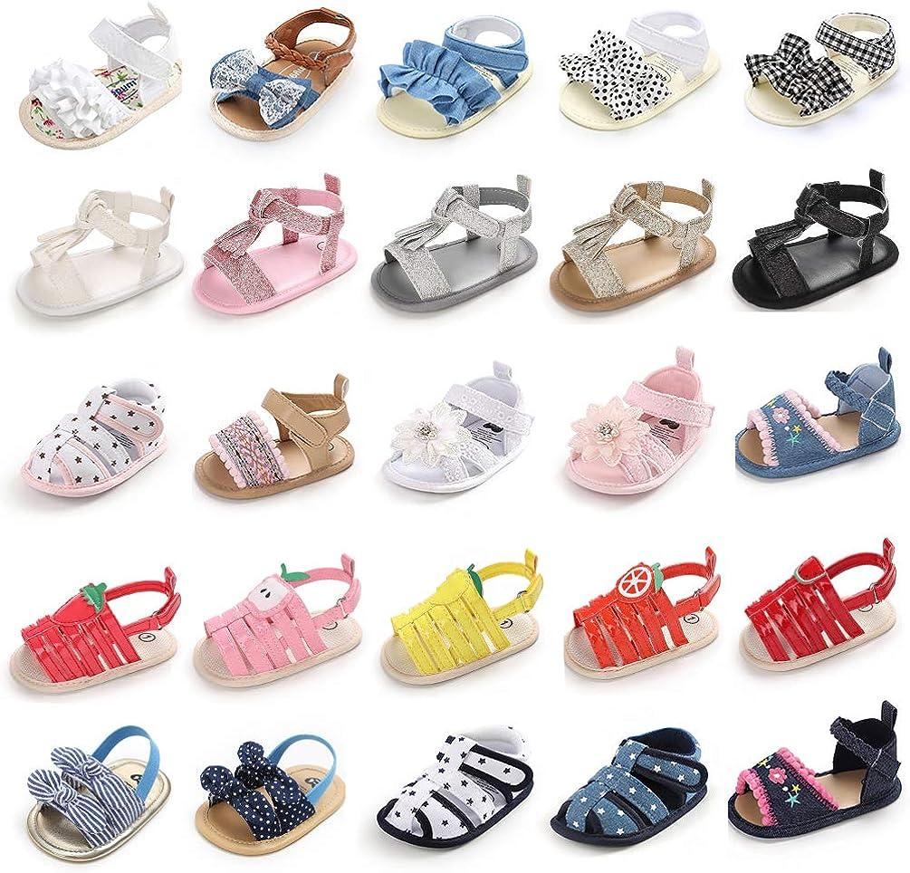 Babelvit Infant Baby Girls Soft Sole