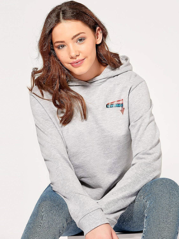 M/&Co Teen Girl Riverdale Hoodie with Long Sleeves