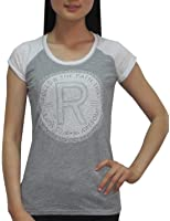Roxy Womens Surf & Skate Crew-Neck Summer T-Shirt / Tee