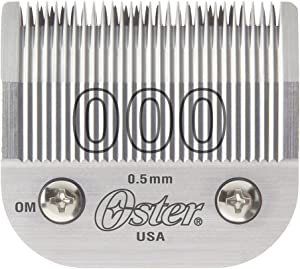 Oster 76918-026 Detachable Blade Size 000 - 1/50' (0.5 mm)