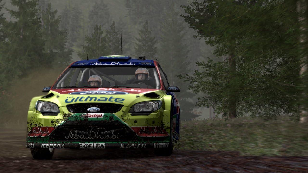 WRC - FIA World Rally Championship [Importación alemana]: Amazon.es: Videojuegos