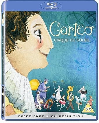 : Corteo - Cirque Du Soleil [Blu-ray]: Movies & TV