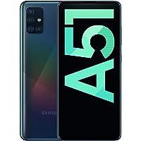 """Samsung Galaxy A51 - Dual SIM, Smartphone de 6.5"""" Super AMOLED (4 GB RAM, 128 GB ROM, cámara Trasera 48.0 MP + 12.0 MP…"""