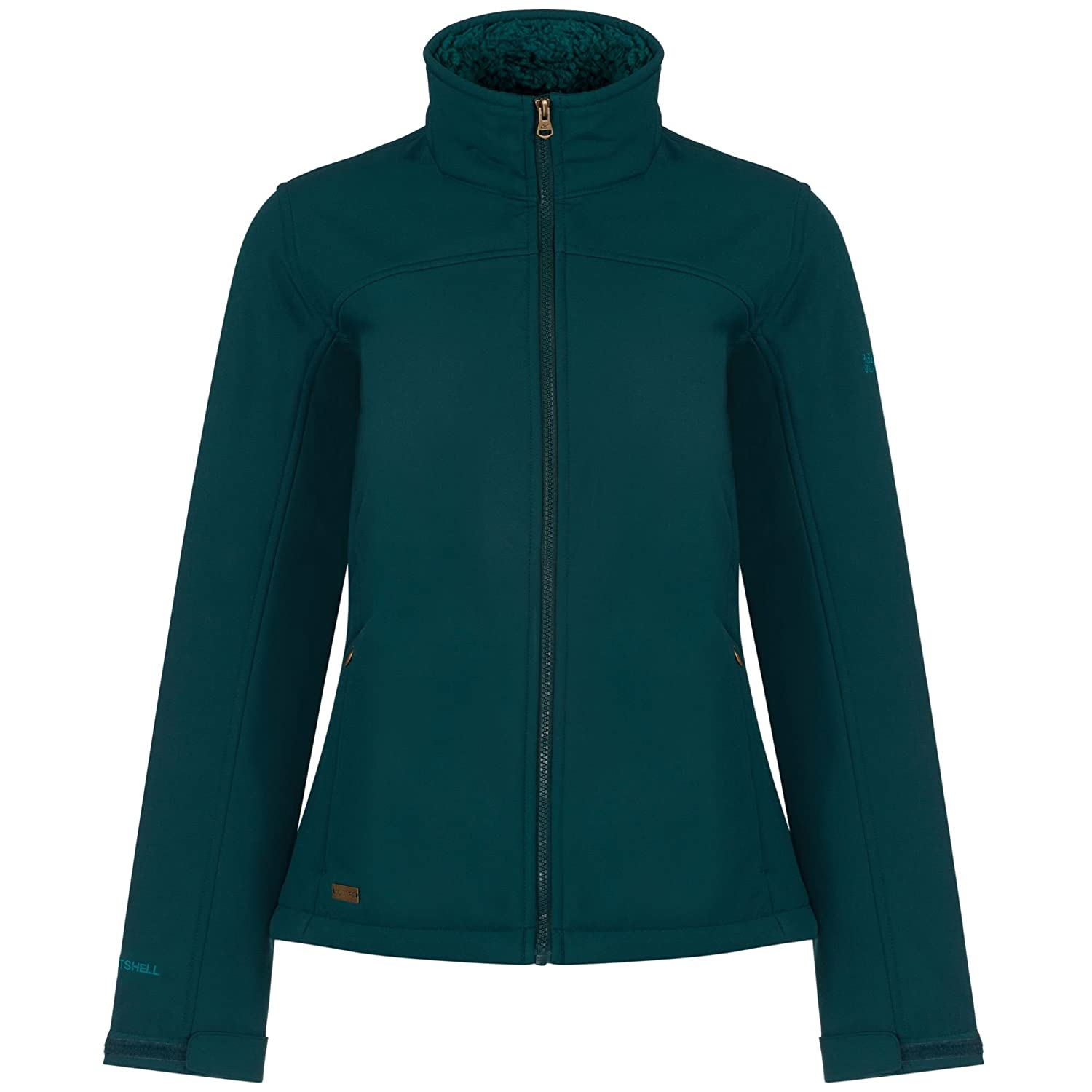 Regatta Womens/Ladies Tulsie Sherpa Backed Windproof Softshell Jacket