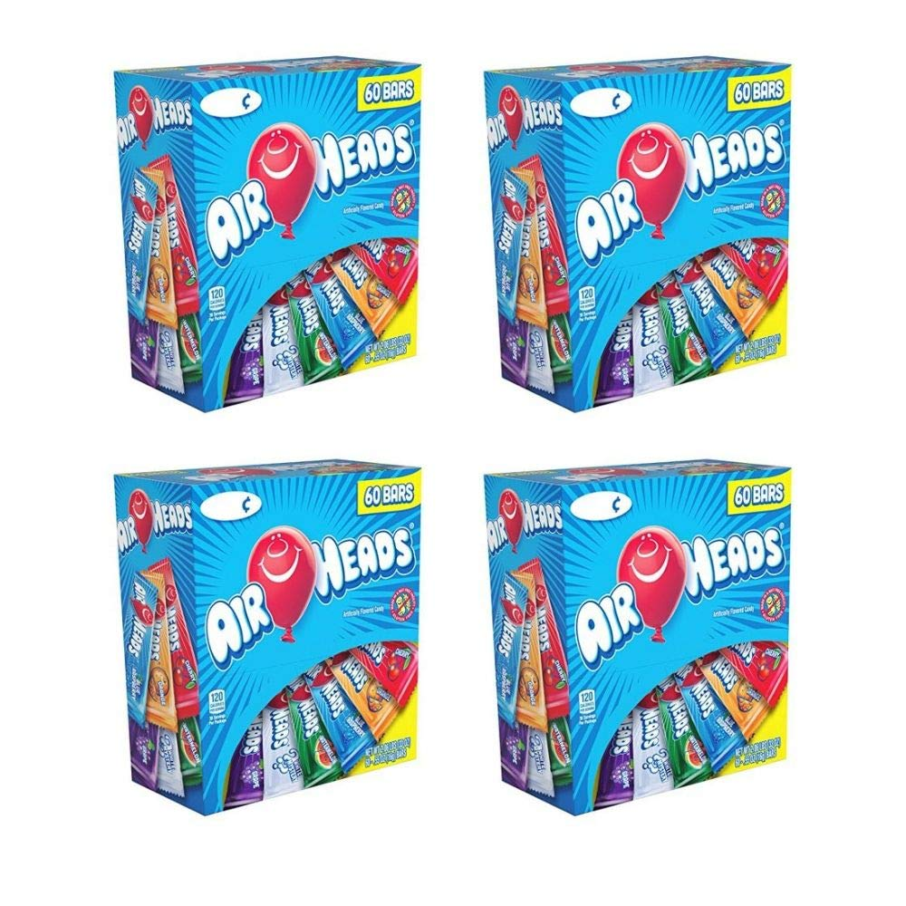 Candy Jar, Assorted Flavors (44 ct.) - Flavor of your choice (4 Pack of 44 Ct.)