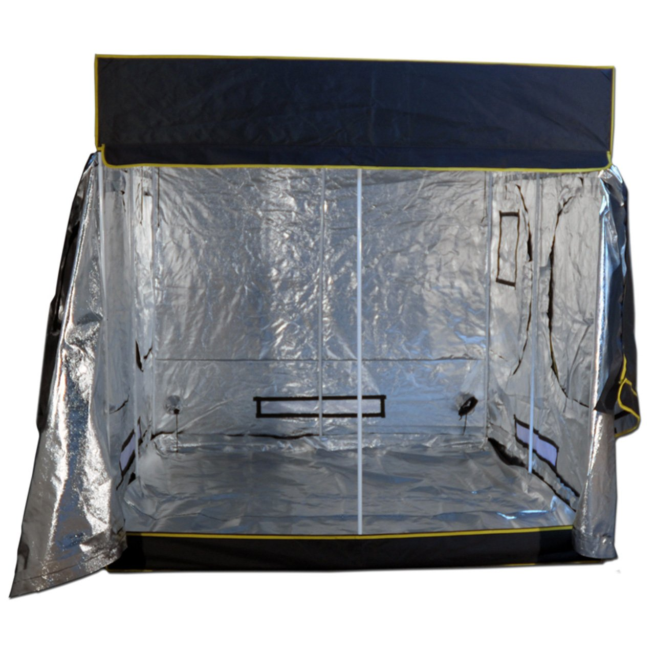 Lighthouse Hydro Hydroponics Grow Tent 78 by 78 by 78Inch Amazon.co.uk Garden u0026 Outdoors  sc 1 st  Amazon UK & Lighthouse Hydro Hydroponics Grow Tent 78 by 78 by 78Inch: Amazon ...
