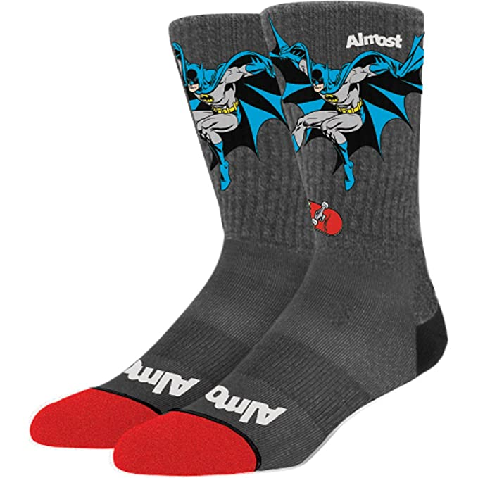 BATMAN TRE-FLIP SOCKS