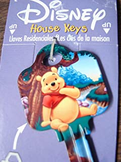 Amazon.com: Kwikset Winnie the Pooh clave en blanco: Office ...