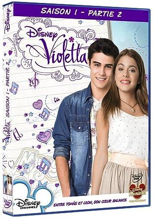 violetta saison 1 partie 2 entre toms et len son coeur balance - Jeux De Violetta Et Leon