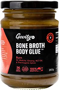 Gevity RX Bone Broth Performance Burn