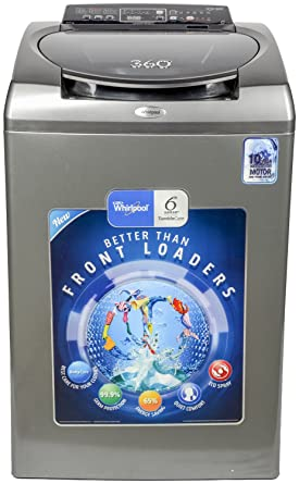 Whirlpool 8 kg fully automatic top loading washing machine 360 wrd whirlpool 8 kg fully automatic top loading washing machine 360 wrd sr ws 80h fandeluxe Gallery