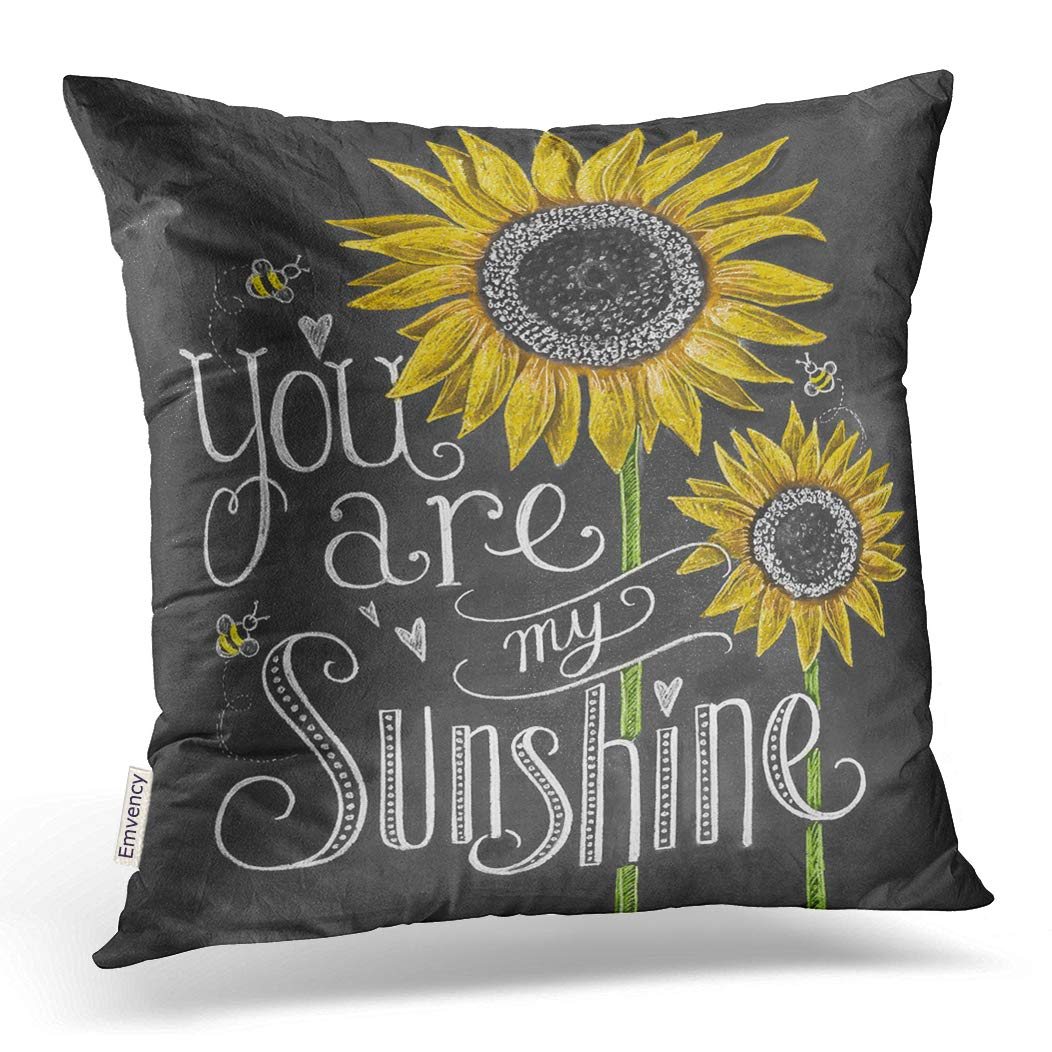 Amazon.com: Accrocn - Funda decorativa para almohada de 18.0 ...