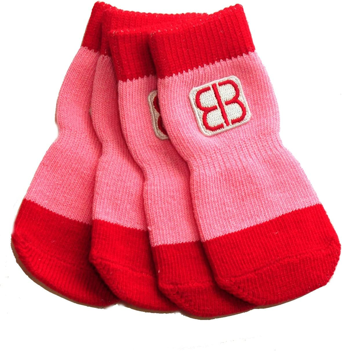 Set of 4 Petego Traction Control Socks for Dogs
