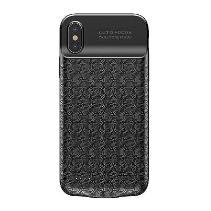 Amazon.com: iPhone Funda de carga de batería, Baseus ultra ...