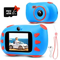 Deals on Rumia Kids 1080p Video Recorder/Camera
