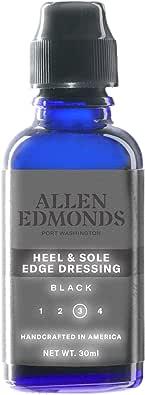 Allen Edmonds Men's HEEL DRESSING Shoe Accessory