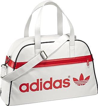 Adidas Ac Bolso Holdall Blanco X 49 Cm 17 Talla Blancorojo 31 wwqrF4dZ