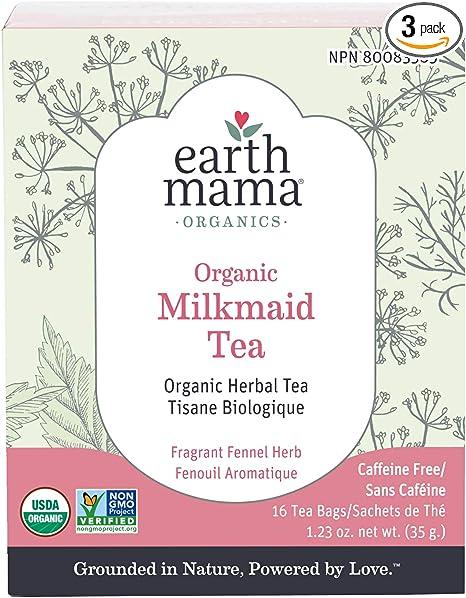 Breastfeeding Tea for Nursing Mothers Increases BREAST MILK LACTATION TEA BAGS