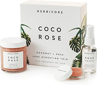 product image for Herbivore - Natural Coco Rose Luxe Hydration Trio | Truly Natural, Clean Beauty