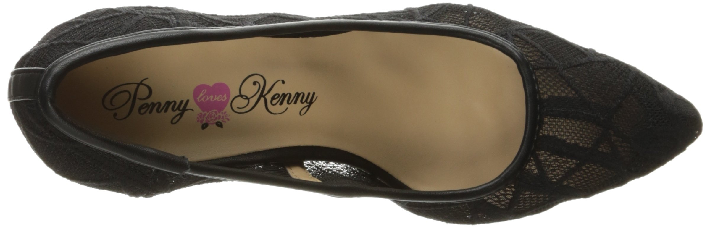 Penny Loves Kenny Women's Union Dress Pump, Black, 7.5 M US by Penny Loves Kenny (Image #8)