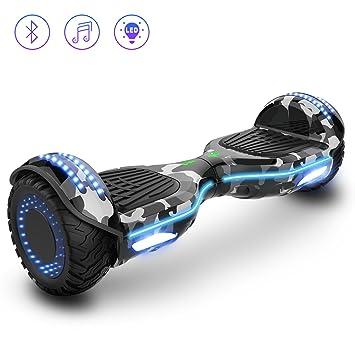 Double Hunter Self Balance Scooter 6.5 E-Star, Auto Balance Scooter eléctrico, Ruedas