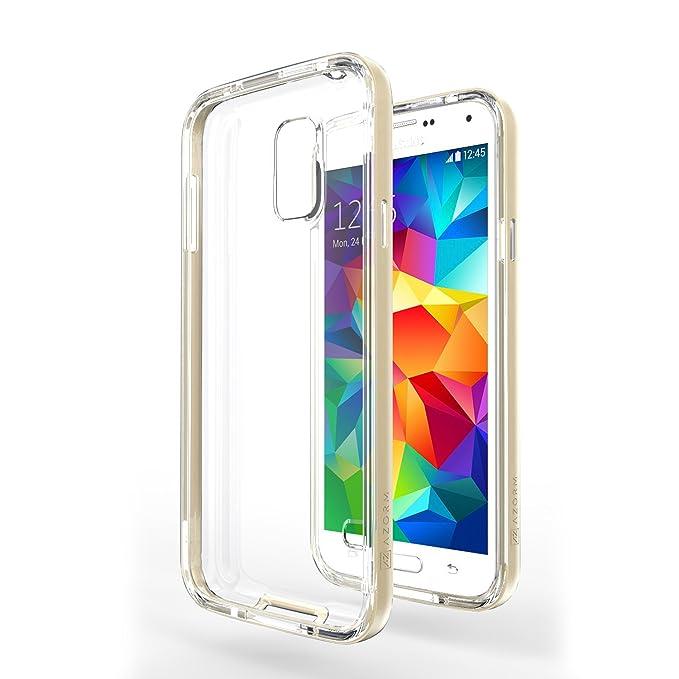 4 opinioni per Azorm Custodia per Samsung Galaxy S5 Neo, Hybrid Edition Smartphone Cover,