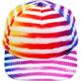 Billy Hoyle Tie Dye Snapback Hat