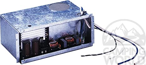 Power Converter 7300 Series 45 Amp Lower Section Parallax 7345RU on