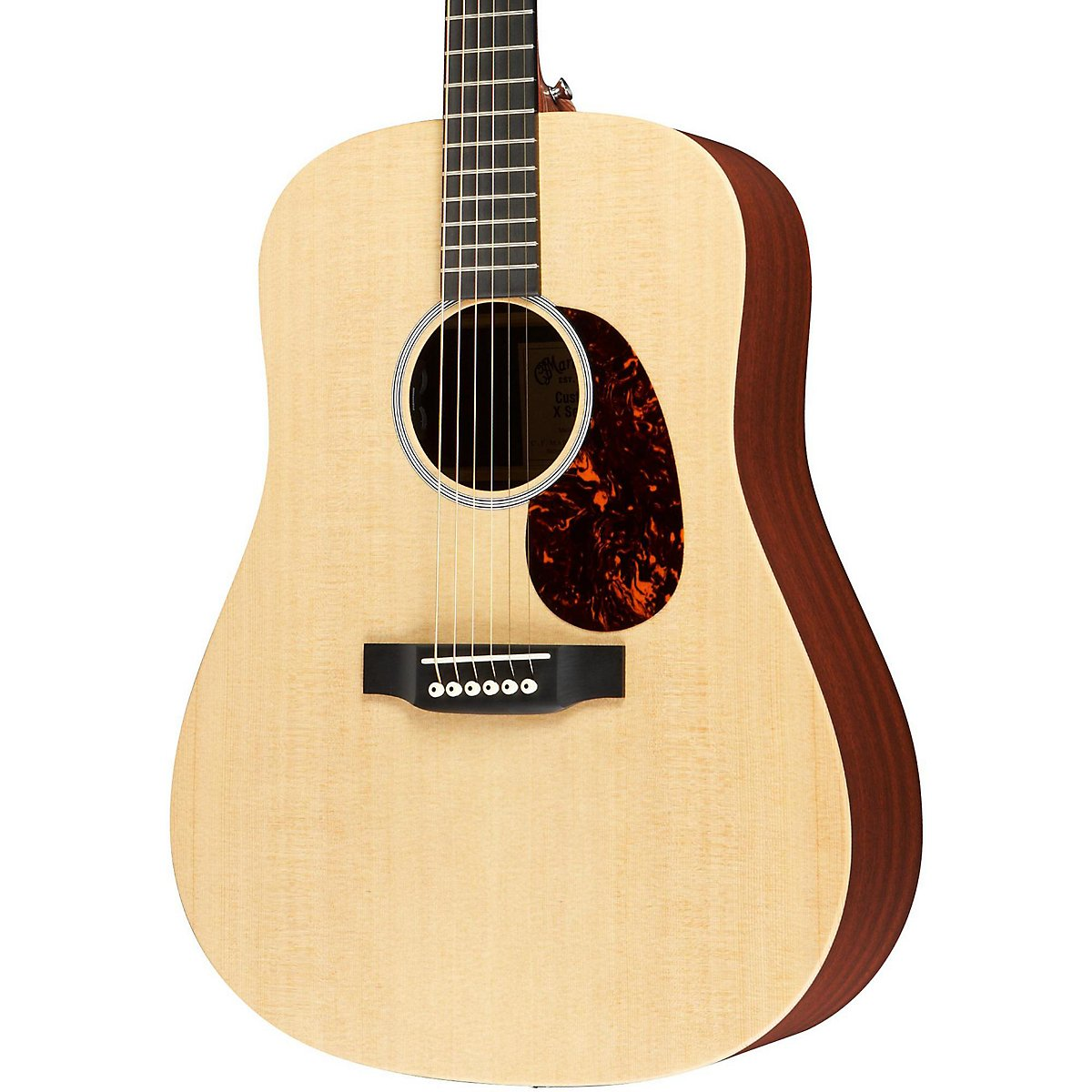 martin dx1ae acoustic electric guitar ebay. Black Bedroom Furniture Sets. Home Design Ideas